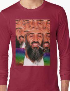 dayum osama, dis iz sum dank ku$h Long Sleeve T-Shirt