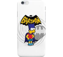 Bartman: the simpsons superheroes iPhone Case/Skin