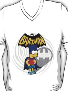 Bartman: the simpsons superheroes T-Shirt
