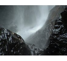 Zillie Falls Photographic Print