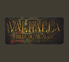 Valhalla: Halls of the Slain T-Shirt