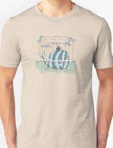 whale i love ye Unisex T-Shirt