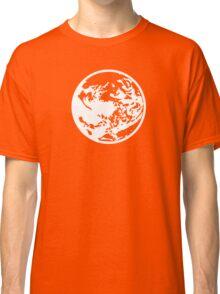 Earthbound Symbol - Super Smash Bros. (white) Classic T-Shirt