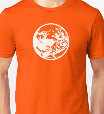 Earthbound Symbol - Super Smash Bros. (white) Unisex T-Shirt