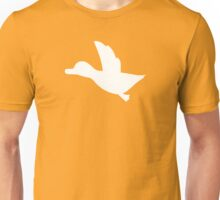 Duck Hunt Symbol - Super Smash Bros. (white) Unisex T-Shirt
