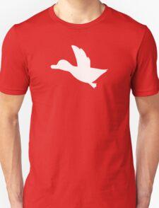 Duck Hunt Symbol - Super Smash Bros. (white) T-Shirt