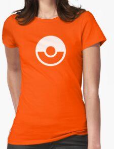Pokémon Symbol - Super Smash Bros. (white) Womens Fitted T-Shirt