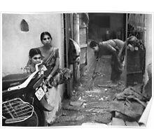 Three Girls Hyderabad Poster