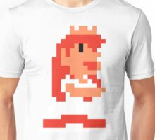 Princess Peach Pixel Unisex T-Shirt