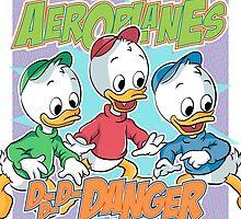 Ducktales by averagejoeart