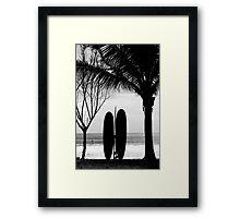 surfers paradise... Framed Print