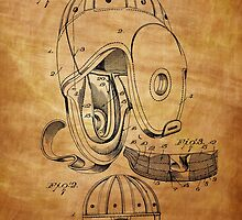 Football Helmet Patent   by chris2766