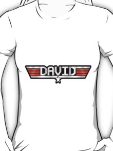 David callsign T-Shirt