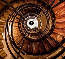 Round stairway by Ovation66