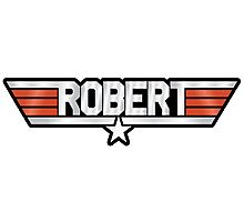 Robert Callsign Photographic Print
