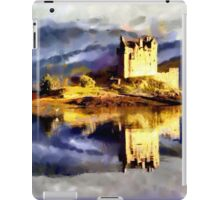 Eilean Donan Castle, Scotland - all products iPad Case/Skin