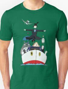 Ghibli mix2 Unisex T-Shirt