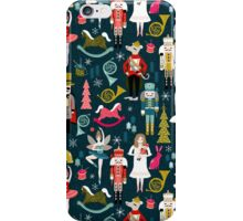 Nutcracker Ballet by Andrea Lauren  iPhone Case/Skin