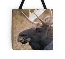 Bull Moose Tote Bag