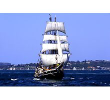 To Sail Photographic Print