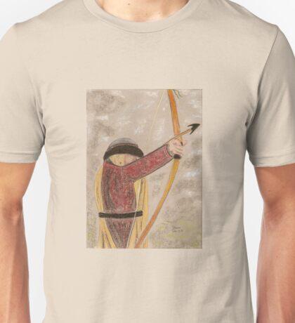 Medieval Archer Unisex T-Shirt