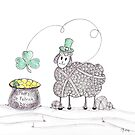 Tangled Happy St. Patrick's Day by Christianne Gerstner