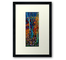 march Framed Print