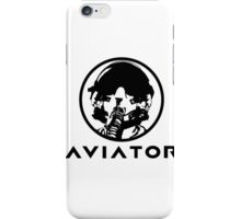 Aviator Fighter Pilot iPhone Case/Skin
