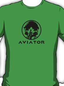 Aviator Fighter Pilot T-Shirt