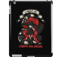 Lydia The Strange iPad Case/Skin