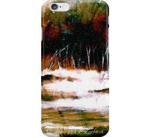A Winter Day.. iPhone Case/Skin