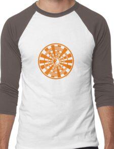 Mandala 36 Yin-Yang Vitamin C Men's Baseball ¾ T-Shirt