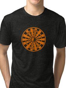 Mandala 36 Yin-Yang Vitamin C Tri-blend T-Shirt