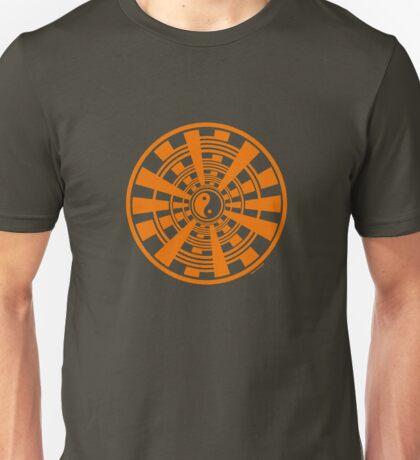 Mandala 36 Yin-Yang Vitamin C Unisex T-Shirt