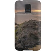 Fishing at Sunset Samsung Galaxy Case/Skin