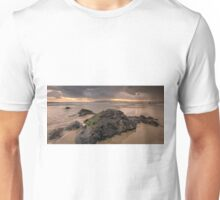 Fishing at Sunset Unisex T-Shirt