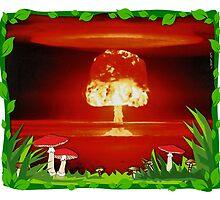 Mushrooms by Lior Goldenberg