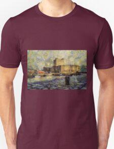 Starry Carrickfergus Castle T-Shirt