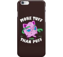 Tuff Puff iPhone Case/Skin