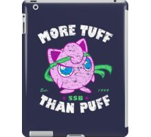 Tuff Puff iPad Case/Skin