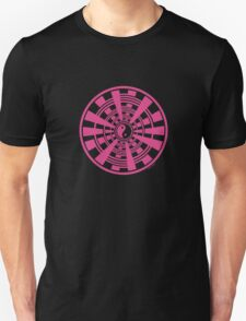 Mandala 36 Yin-Yang Pretty In Pink T-Shirt