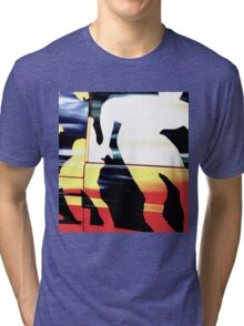 The Rollerblade Heroes Tri-blend T-Shirt