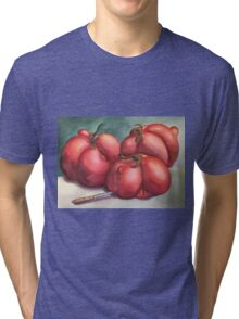 Deformed Tomatoes Tri-blend T-Shirt