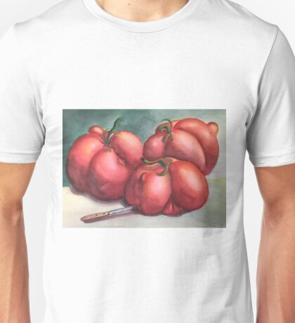 Deformed Tomatoes Unisex T-Shirt