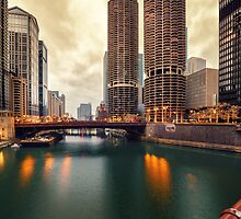 Marina City by zl-photography