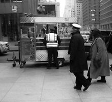 Lunch Truck by Mark Jackson