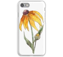 Rudbeckia iPhone Case/Skin