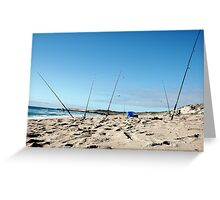 Rods Greeting Card
