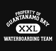 Guantanamo Bay Waterboarding Team White by AngryMongo