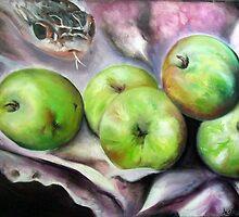 temptation by Faith Puleston